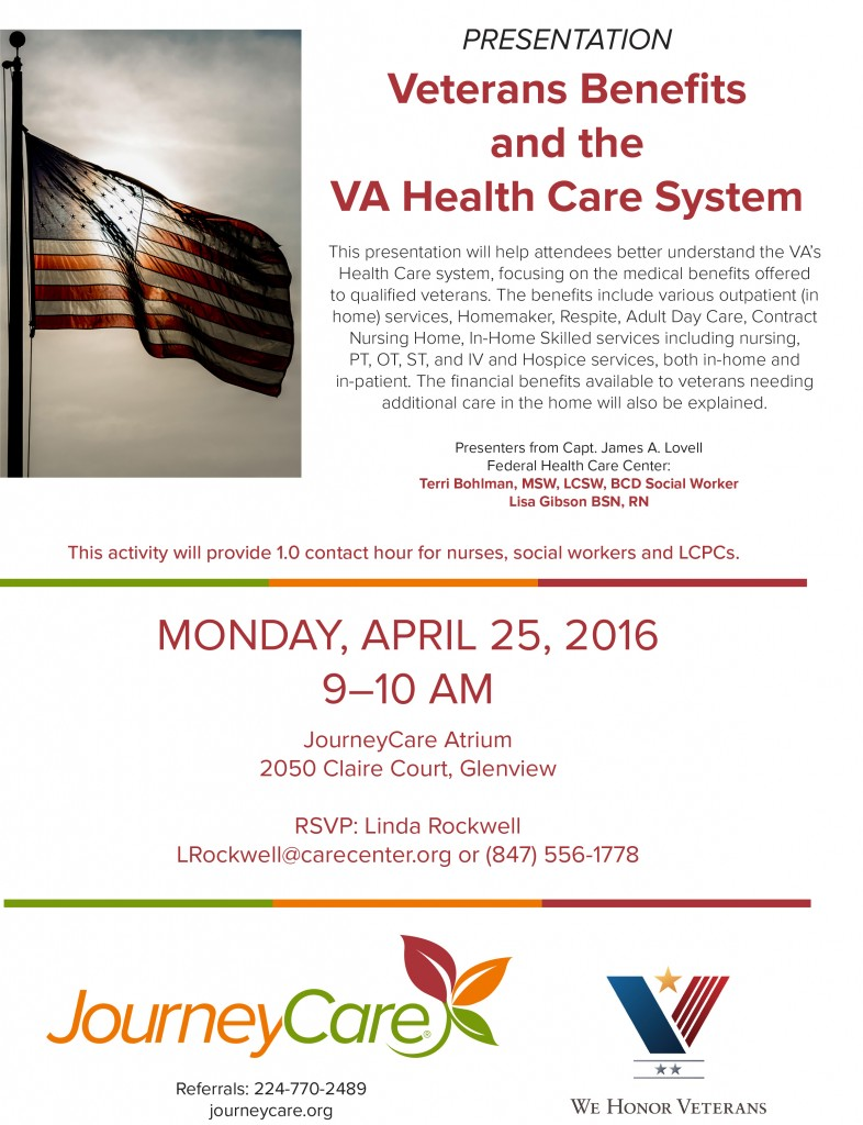 VeteransTraining_April2016JourneyCare.indd