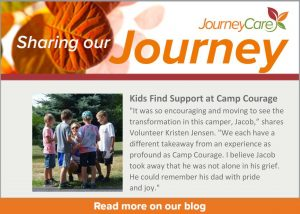 Camp Courage | JourneyCare