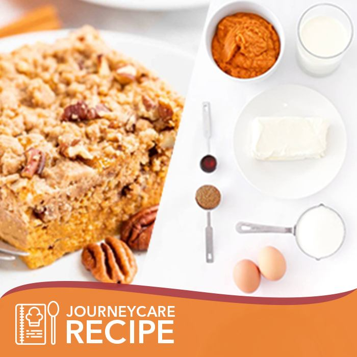 Pumpkin pie crunch recipe photo